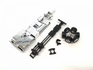 Kw/Pete XL Chrome Chassis Kit
