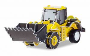 Wheel Loader Puzzle 1:64 Scale